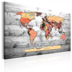 Billede - World Map: New...