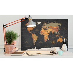 Billede - World Map:...