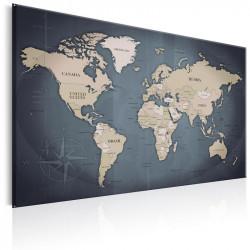 Billede - World Map: Shades...