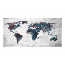 Fototapet XXL - World map...