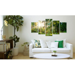 Billede - Green Sanctuary