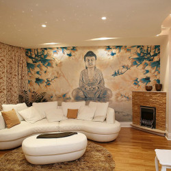 Fototapet - Buddha of...