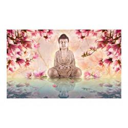 Fototapet - Buddha and...