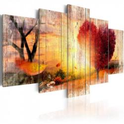 Billede - Autumnal Love