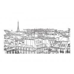Fototapet XXL - Parisian s...