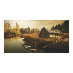Fototapet XXL - Desolate hut
