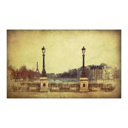 Fototapet - Adieu Paris!