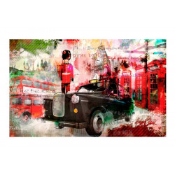 Fototapet - Streets of London