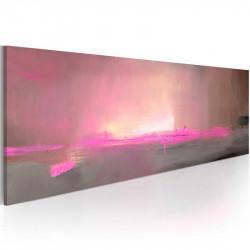 Håndmalet billede - Mod lyset