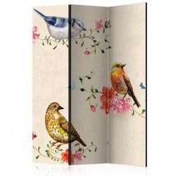 Skærmvæg - Bird Song [Room...