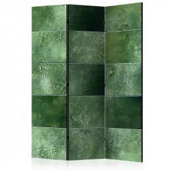 Skærmvæg - Green Puzzle...