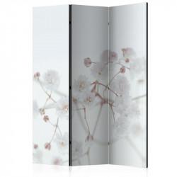 Skærmvæg - White Flowers...