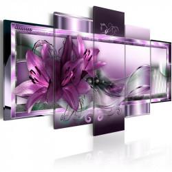 Billede - Purple Lilies
