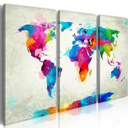 Billede - World Map: An...