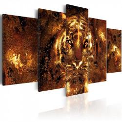 Billede - Golden Tiger