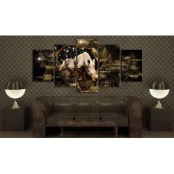 Billede - Golden Rhino (5...