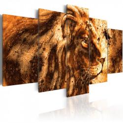 Billede - Beautiful Lion