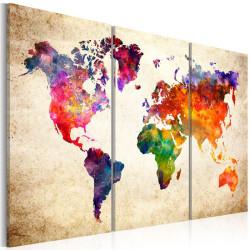 Billede - The World's Map...