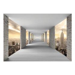Fototapet - Skyward Corridor