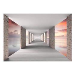 Fototapet - Walk in the Sky