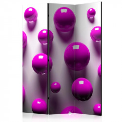 Skærmvæg - Purple Balls...