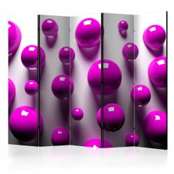 Skærmvæg - Purple Balls II...