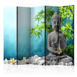 Skærmvæg - Buddha: Beauty...