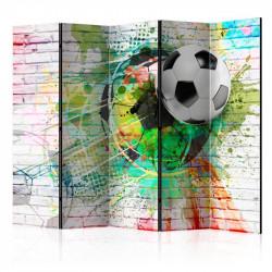 Skærmvæg - Colourful Sport...