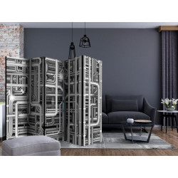 Skærmvæg - Urban Maze II...