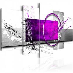 Billede - Purple Expression