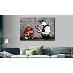 Billede - Mario and Cop by...