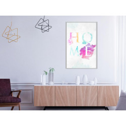 Plakat - Home III