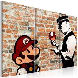 Billede - Caught Mario