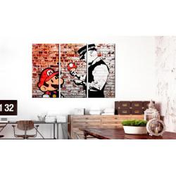 Billede - Mural on Brick