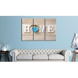 Billede - Home: Blue Love