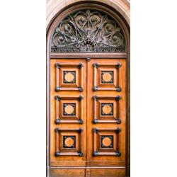 Fototapet til døren -...
