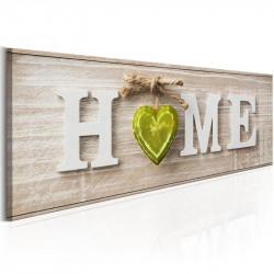 Billede - Home: Green