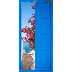 Fototapet til døren - Door...