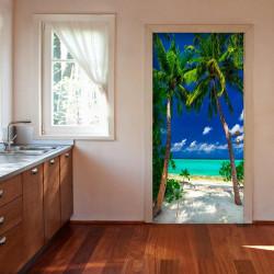 Fototapet til døren - Photo...