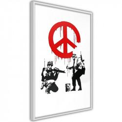 Plakat - Banksy: CND...