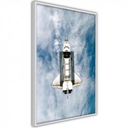 Plakat - Shuttle Flight