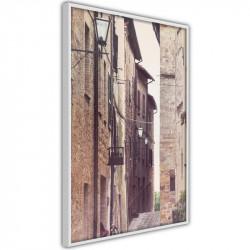 Plakat - Brick Buildings