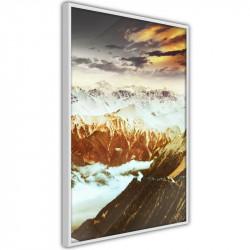 Plakat - Mountain Land