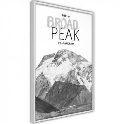 Plakat - Peaks of the...