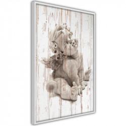 Plakat - Winged Baby