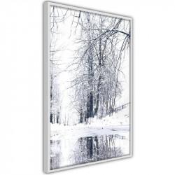 Plakat - Snowy Park