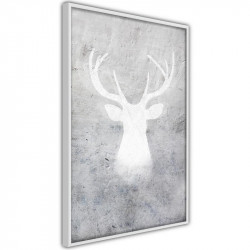Plakat - White Shadow