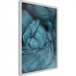Plakat - Blue Skein