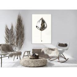 Plakat - Silvery Leaf