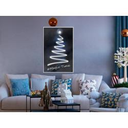 Plakat - Bright Christmas Tree